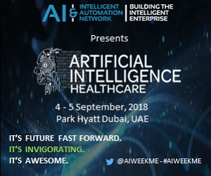 AI Week - Healthcare | 4-5 September 2018 | Dubai, UAE