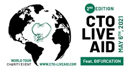 2nd Edition of CTO LIVE AID (May 6th, 2021 – 100% Digital)