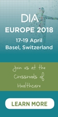DIA Europe 2018 | 17-19 April 2018 | Basel, Switzerland