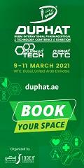 DUPHAT 2021 | Dubai, UAE
