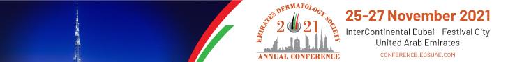 Emirates Dermatology Society Conference 2021
