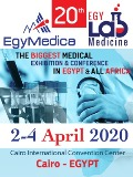 EGYMEDICA | 2-4 April 2020 | Cairo, Egypt