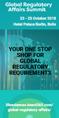 Global Regulatory Affairs Summit | 23-25 October 2018 | Berlin, Germany