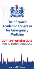 5th World Academic Congress of Emergency Medicine (WACEM) 2019