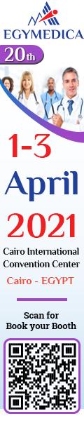 Egymedica 2021 | Cairo, Egypt