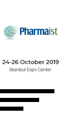 PHARMAIST | The 3rd International Pharmaceutical Components, Raw Materials and Technologies Fair | 24-26 October | Istanbul, Turkey