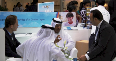 Photo: Courtesy of Abu Dhabi Medical Congress