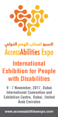 AccessAbilities 2017 |7-9 November 2017 | Dubai, UAE