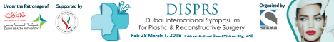 DISPRS | Dubai International Symposium for Plastic & Reconstructive Surgery