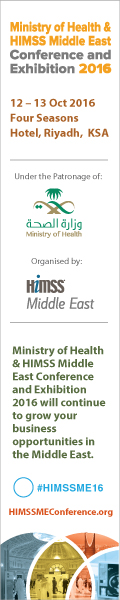Ministry of Health & HIMSS Middle East Conference and Exhibition 2016