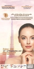 2nd Middle East International Dermatology & Aesthetic Medicine Conference & Exhibition (MEIDAM) The House of Dermatology | 21st and 23rd September 2017 | Dubai, UAE