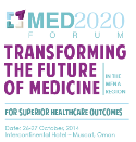MED2020 Forum | Transforming the Future of Medicine | 26-27 October 2014, Muscat, Oman