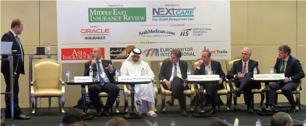 Photo: Courtesy - Middle East Insurance Review | Middle East Healthcare Insurance Conference (Dubai, UAE)