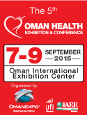 OMAN HEALTH EXHIBITION & CONFERENCE | 7-9 September 2015 | Muscat, Oman