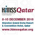 HIMSS Qatar Conference 2016