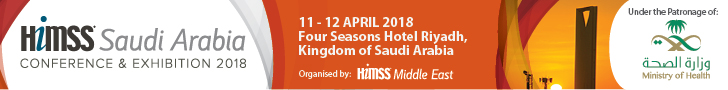 HIMSS Saudi Arabia 2018 | 11-12 April 2018 | Riyadh, Saudi Arabia