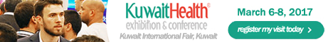 Kuwait Health Exhibition and Conference | 6-8 March 2017 | Kuwait