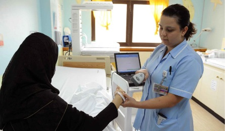 Diabetic patients in the UAE must exercise caution in managing wounds to avoid complications
