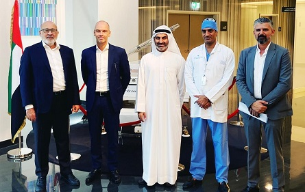 Smith + Nephew collaborate with Clemenceau Medical Center (Dubai) to introduce the CORI Surgical System