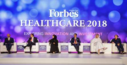 Zulekha Hospital partners with Forbes Middle East for first healthcare event