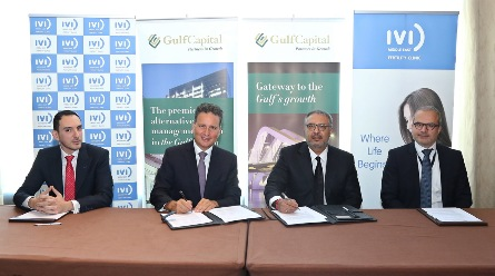 Gulf Capital acquires IVI-RMA's Middle Eastern IVF fertility operation for over US$ 100 million