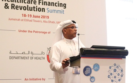 Middle East Healthcare Financing and Revolution Summit kicks off in Abu Dhabi