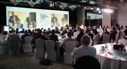 Boehringer Ingelheim holds 3rd META respiratory forum