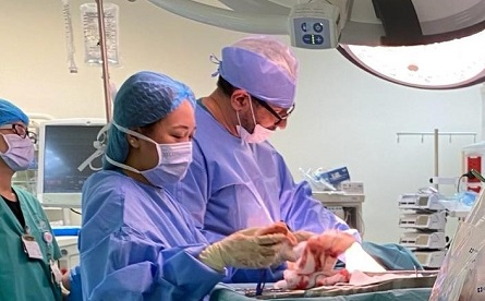 University Hospital Sharjah performs rare surgery on woman suffering from cervical dysgenesis