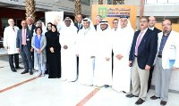 High-ranking Kuwait Officials visit American Hospital Dubai