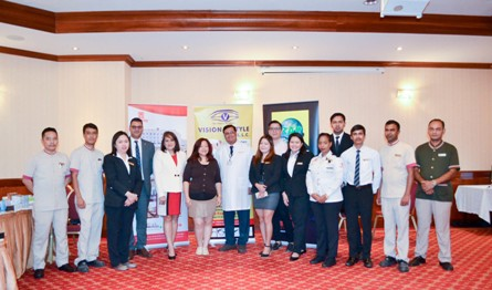 Al Bustan Centre & Residence hosted wellness workshop for employees