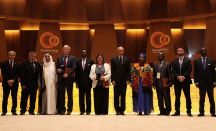 Record number of  nominations received for US$1 Million Al Sumait Prize - Health Category